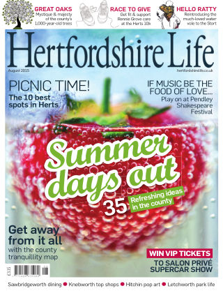 Hertfordshire Life August 2015