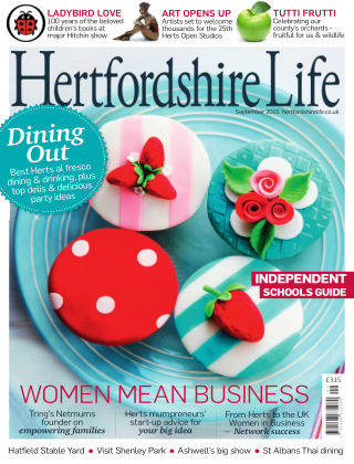 Hertfordshire Life September 2015