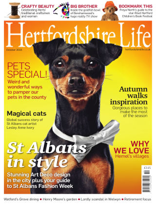 Hertfordshire Life October 2015