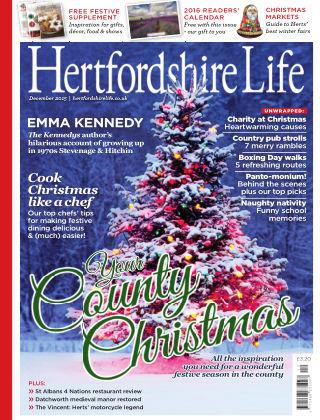 Hertfordshire Life December 2015