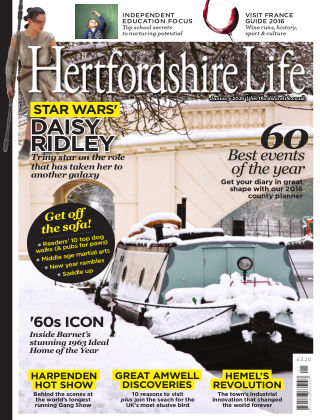 Hertfordshire Life January 2016