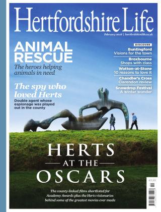 Hertfordshire Life February 2016