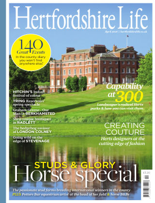 Hertfordshire Life April 2016