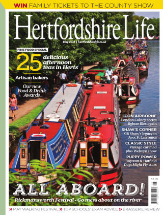 Hertfordshire Life May 2016