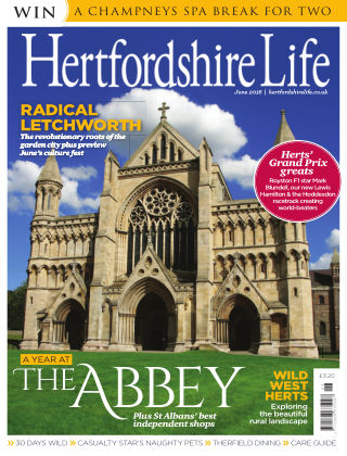 Hertfordshire Life June 2016