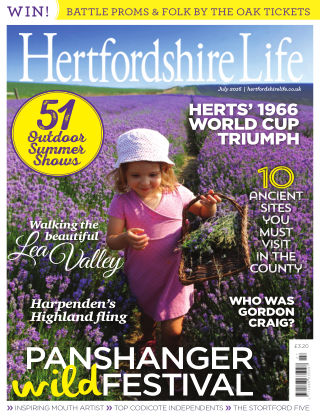 Hertfordshire Life July 2016