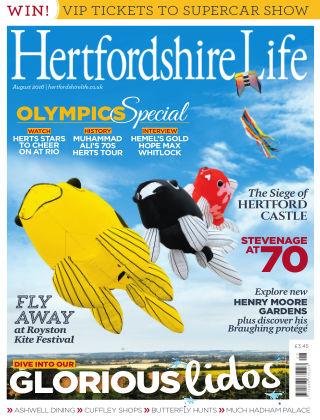 Hertfordshire Life August 2016
