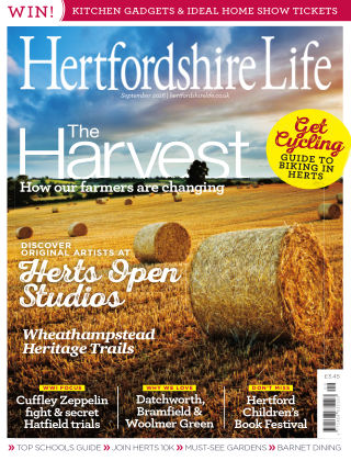 Hertfordshire Life September 2016