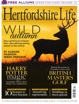 Hertfordshire Life October 2016