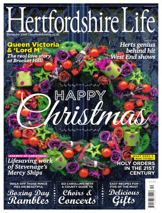 Hertfordshire Life December 2016
