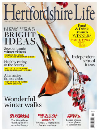 Hertfordshire Life January 2017