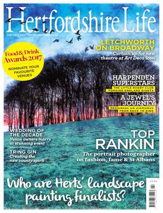Hertfordshire Life February 2017