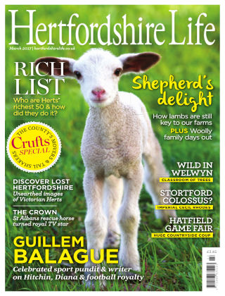 Hertfordshire Life March 2017