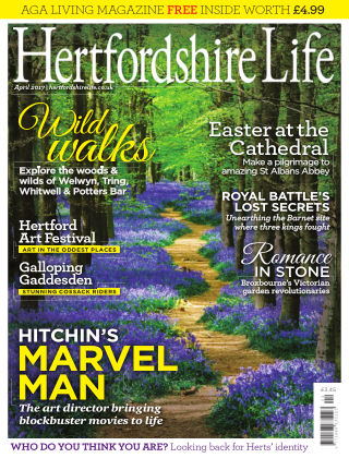 Hertfordshire Life April 2017