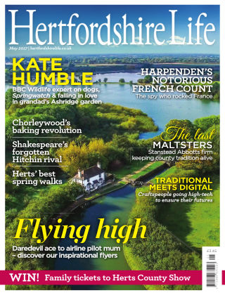 Hertfordshire Life May 2017
