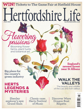 Hertfordshire Life June 2017