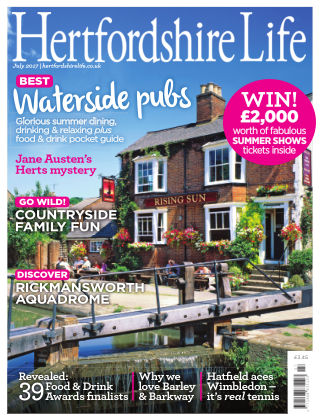 Hertfordshire Life July 2017