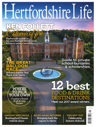 Hertfordshire Life September 2017