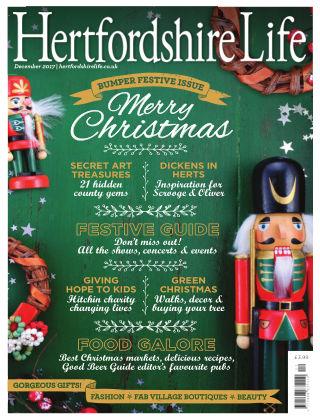 Hertfordshire Life December 2017
