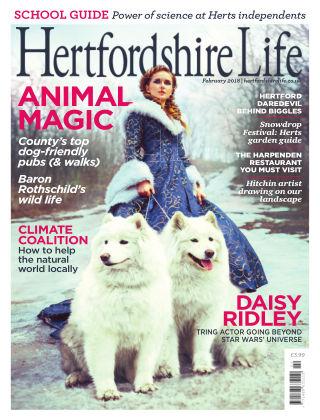 Hertfordshire Life February 2018