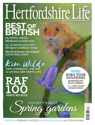 Hertfordshire Life April 2018