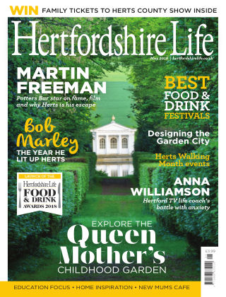 Hertfordshire Life May 2018