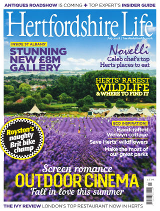 Hertfordshire Life July 2018