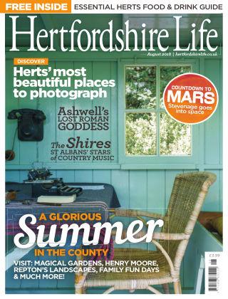 Hertfordshire Life August 2018