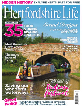 Hertfordshire Life September 2018