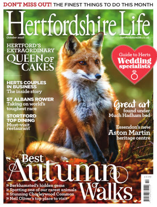 Hertfordshire Life October 2018