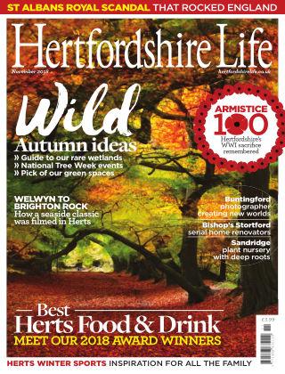 Hertfordshire Life November 2018