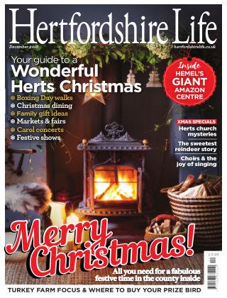 Hertfordshire Life December 2018