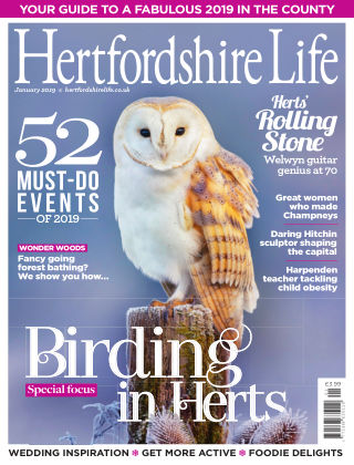 Hertfordshire Life January 2019