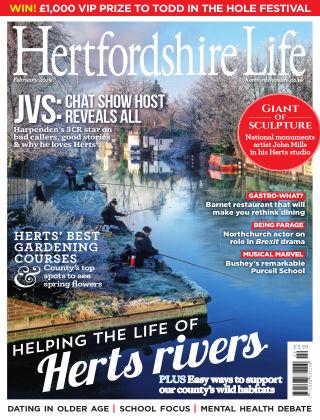 Hertfordshire Life February 2019