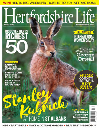 Hertfordshire Life March 2019