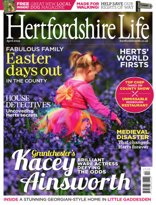 Hertfordshire Life April 2019