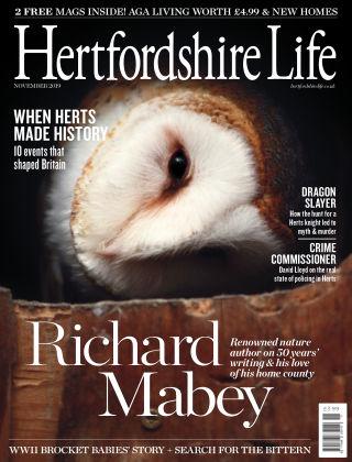 Hertfordshire Life November 2019