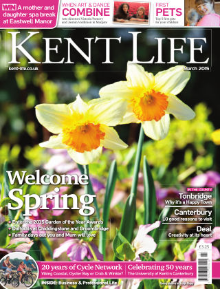 Kent Life March 2015
