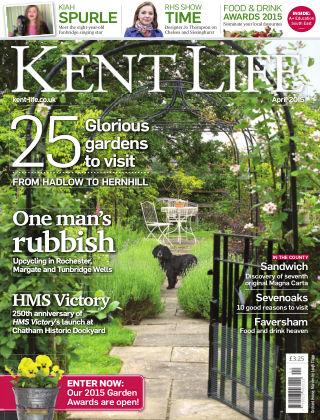 Kent Life April 2015