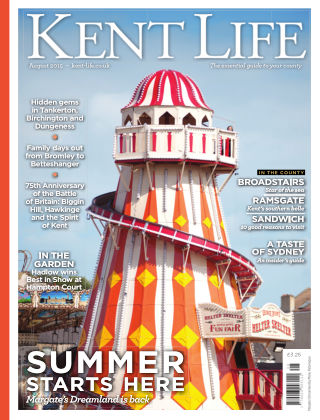 Kent Life August 2015