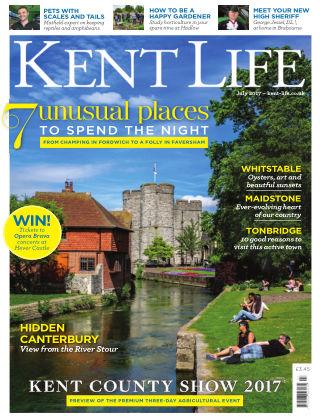 Kent Life July 2017