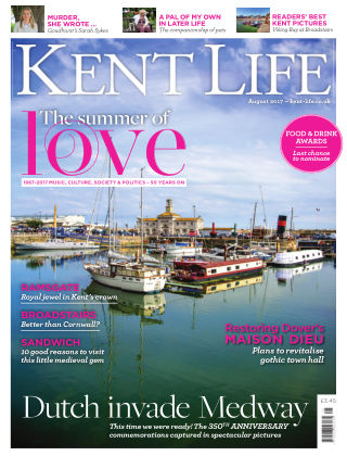 Kent Life August 2017