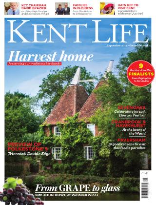 Kent Life September 2017