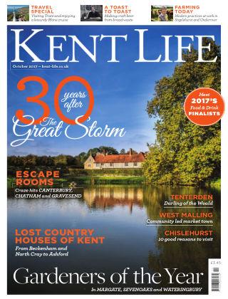 Kent Life October 2017