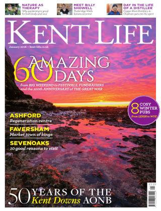 Kent Life January 2018