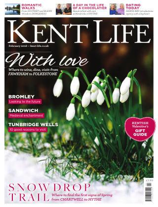 Kent Life February 2018