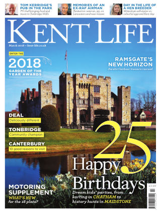 Kent Life March 2018