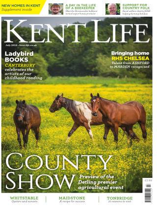 Kent Life July 2018