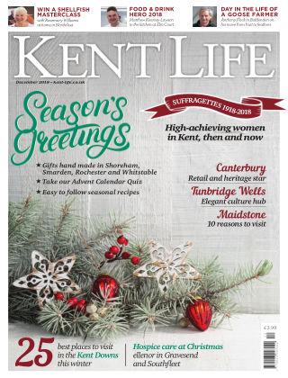Kent Life December 2018