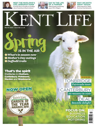 Kent Life March 2019